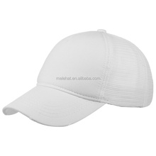 Wholesale blank 5 panel promotional mesh trucker cap hats for sale