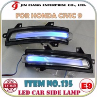 New trend product HIGH POWER Guide LED SIDE Lamp For HHONDA JADE