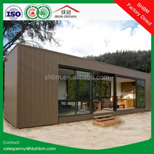 20ft 40ft flat pack pre-made two storey duplex container house prefabricated luxury steel villa prefab shipping container house