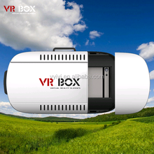 (Factory Supply) 2016 New Virtual Reality Mini VR Glasses Headset Box VR 3D Glasses for Smartphones, Amazing VR Box 3D Glasses