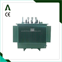distribution step down oil immerse transformer 2000 kva transformer