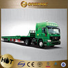 FUWA/BPW three/3 axles 40ft flatbed truck trailer for Philippines 12m3/20ft best price , truck trailer spare parts