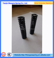 Industrial Custom Cold Formed Conical Steel Compression Springs