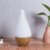 High quality atomizing oil ultrasonic aroma mist diffuser