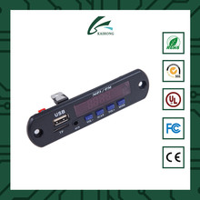 OEM ODM Rohs Compliant Mp3 Player Module Usb Sd Of China
