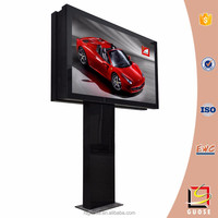 outdoor advertisers backlit scrolling advertising equipment led billboard price