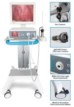 Medical endoscope hd image system with LCD monitor