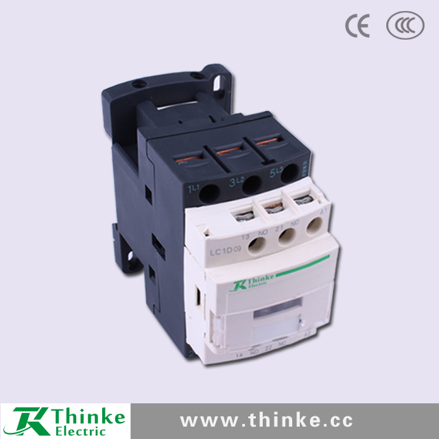 Telemechanic Magnetic Contactor LC1-D09