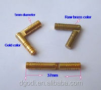 brass/copper dowels pins/shaf /metal connector in dongguan