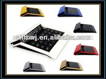 Solar mini Calculator & desk calendar calculator