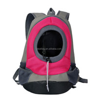 2016 New Fashion pet carier bag travel pet backpack bag