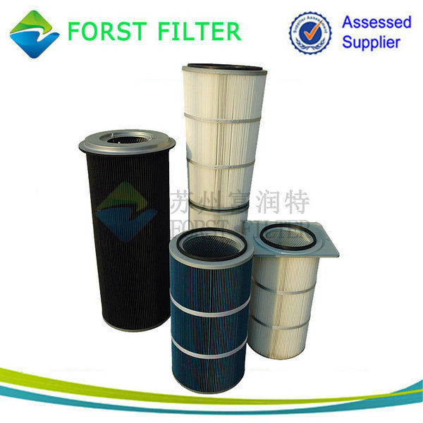 FORST PTFE Polyester High Effecient Sintered Plate Filter