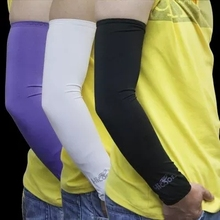 Slim Shaper Sport Compression Protective Elastic Arm Elbow Sleeves