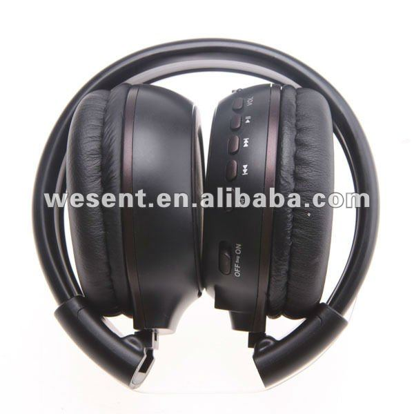 genuine headphones with MP3 player and FM radio