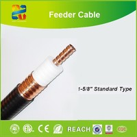 "1-5/8"" Feeder Cable Foam Flex Coaxial Cable, ROSENDAHL Production Lines!"