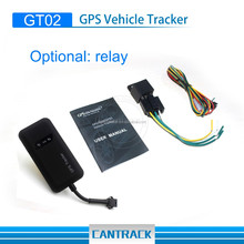 new arrival GT02 cheapest real time GPS Tracker with Free Tracking Platform