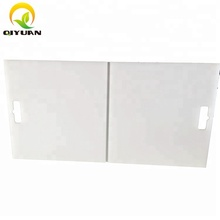 Eco-friendly kitchen plastic foldable cutting board fashionable chopping block PP cutting board for kitchen