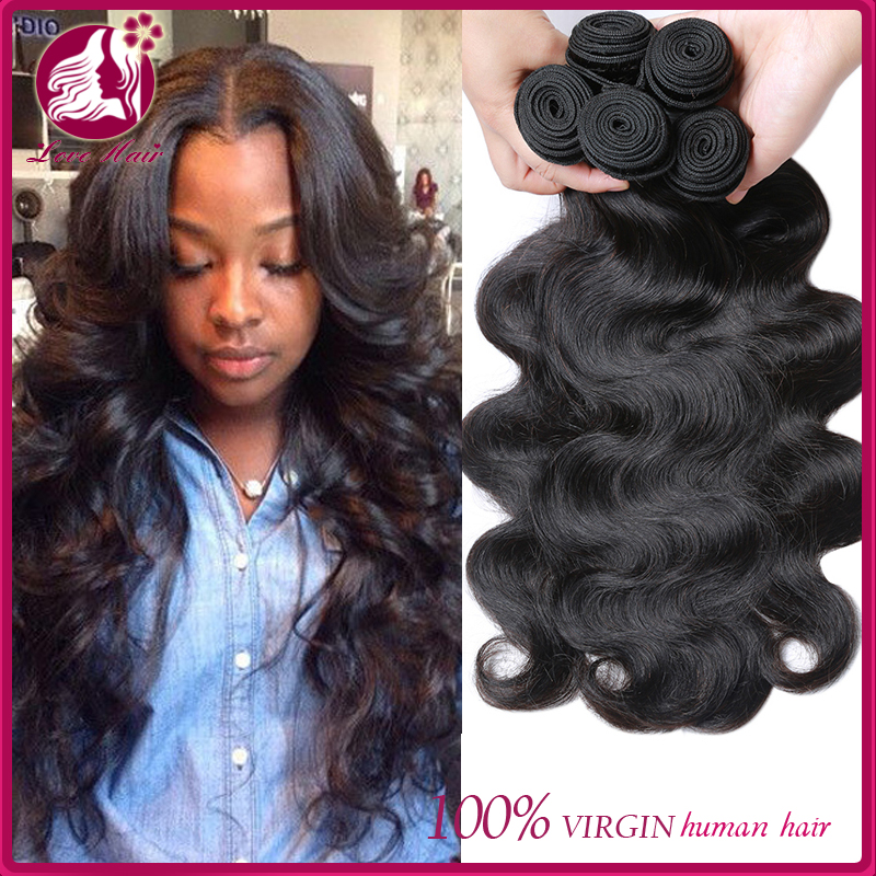 130%150^%180% Density Hair Weave 100 Human Mongolian Her Imports Hair Mongolian Natural Wave Hair Weave