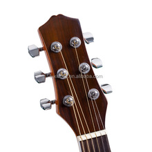 Good quality guitar with popular style in classical acoustic guitar