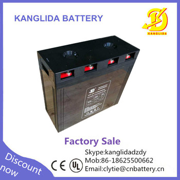 deep cycle lead acid battery 1000ah 2 volt solar batteries