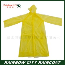 western biodegradable rain poncho