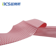 Nonwoven Spunlace Cleaning Dish Cloth Kitchen Rag Roll