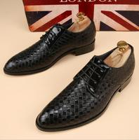 zm42347a cheap wholesale man dress shoe footwear fashion men leather office dress shoes