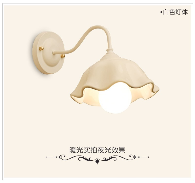 Cheap Indoor wall light for bedroom