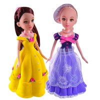 Hot Sell Fashional Rapunzel Doll Educational Kids Barbie Toys
