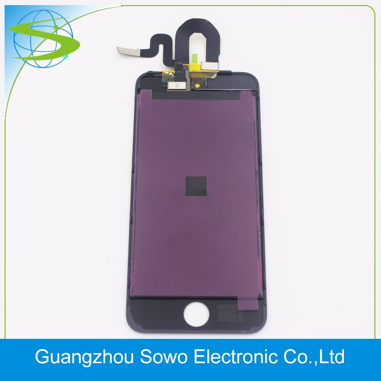 Mobile Phone Parts Supplier for ipod touch 5th generation lcd display