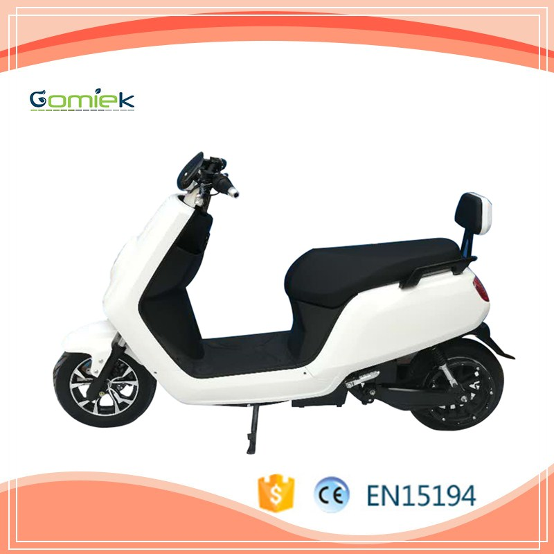 China Factory Supply Hot Sale Electric Motorcycle For Adult 120kg Gross weight E--SCOOTER
