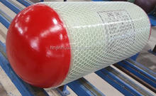 glass fiber cng cylinder Type II Compressed Natural Gas Cylindyers For vehicle