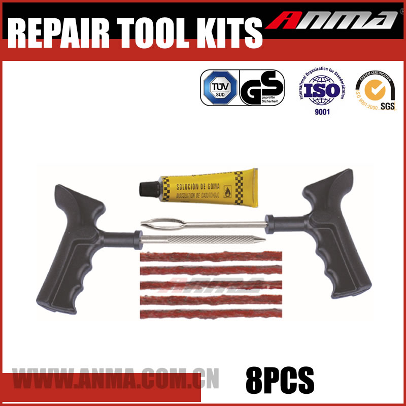bicycle motorcycle tire repair kit