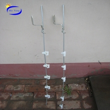 Plastic Pigtail Electric Fence Post