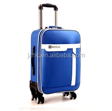 waterproof suitcase type stylish trolley luggage flight travel bag