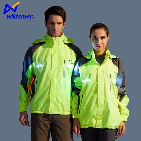 2016 Special Safety Flashing LED wholesale outdoor clothing