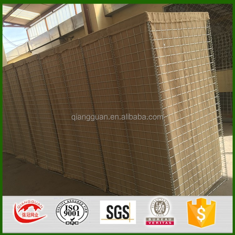 Hot sale Anping factory high quality hesco barrier hesco bastion blast wall