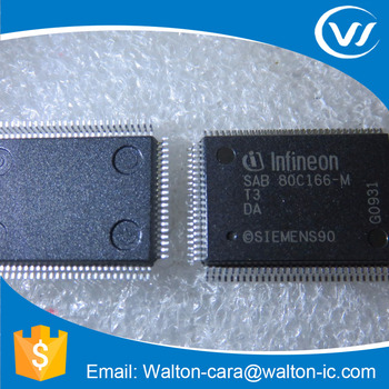 New & Original Electronic Component SAB80C166-M IC Chips