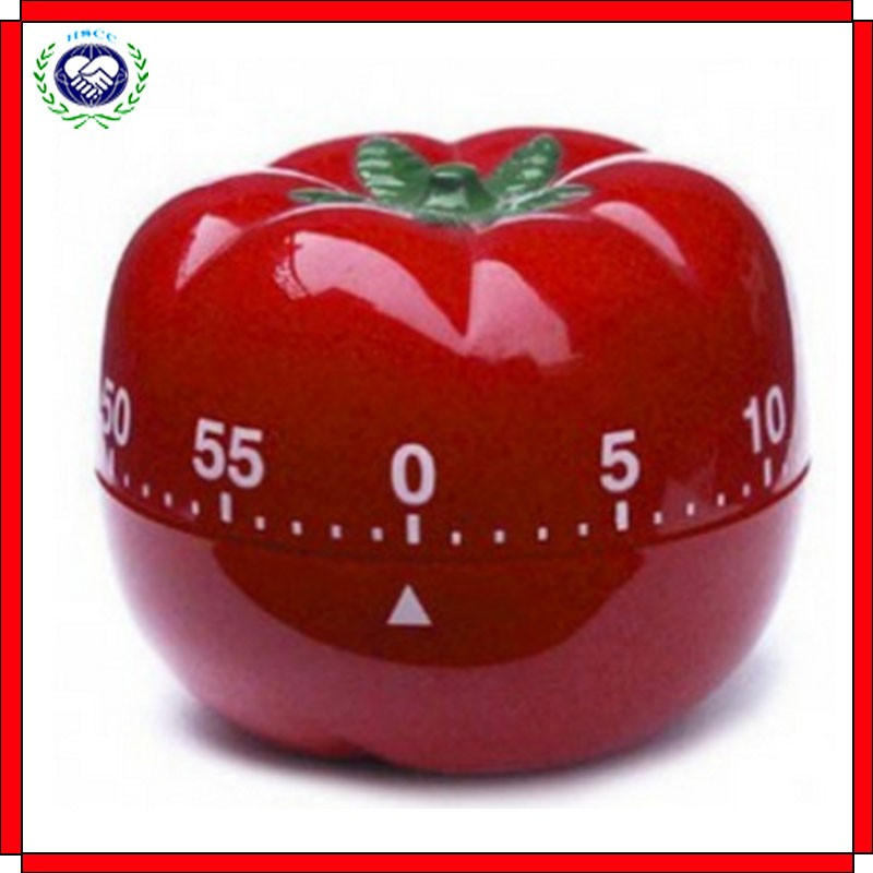 Apple Stainless Steel 60-Minute Kitchen Timer