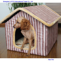 Popular products competitive price batten strip separate room teddy dog house