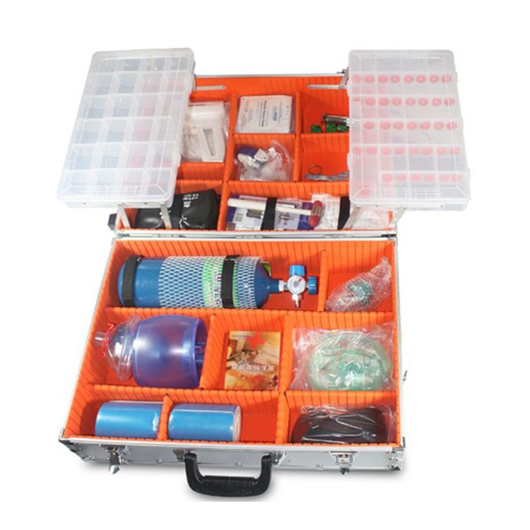 What should be in a home buy for home emergency first aid kit