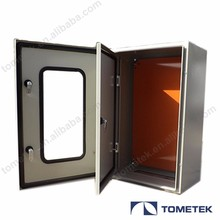 Steel metal IP65 waterproof telecom outdoor cabinet
