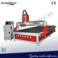 syntec controller vacuum table cnc router machine,cnc router for acrylic&wood&plastic&metal&stone&mdf&plywood DT2040ATC