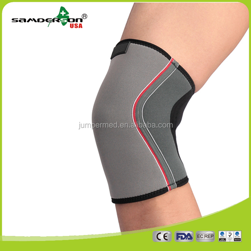 Samderson C1KN-8902 Best Selling Medical Grade Neoprene Knee Sleeve for Sports with High Quaity