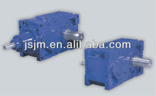 GMC series bevel helical gear units/gear box/gear price