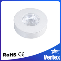 2015 HK fair under cabinet mini dimmable 220v led under cabinet light
