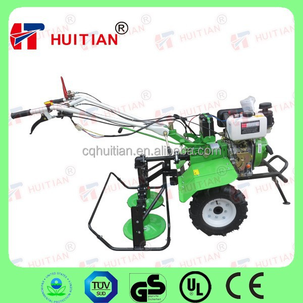HT105FE 6HP Mini Tractor Cultivators