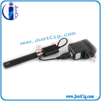 Two types of Electronic cigarette USB charger with JustCig