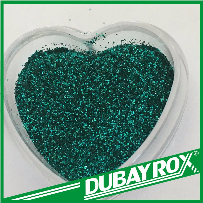 Blackish Green Glitter P452 Glitter Packaging
