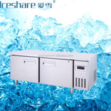 Undercounter freezer/commercial freezer/stainless steel undercounter